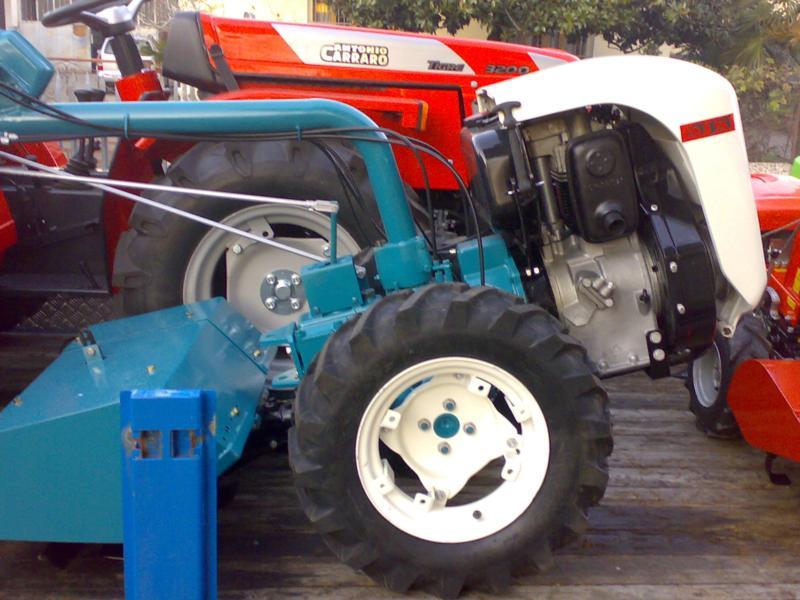 Motocoltivatori ed attrezzature usate usato macchine for Goldoni motocoltivatori usati