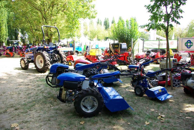 Fiera di conselve 2011 fiere ed eventi vendita ricambi for Goldoni motocoltivatori usati